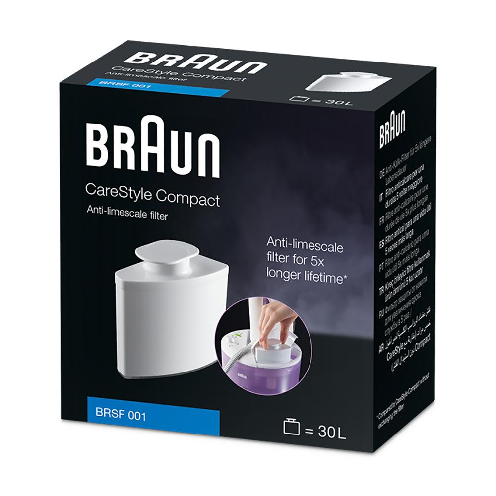 Фильтр Braun BRSF 001 для гладильной системы CareStyle Compact