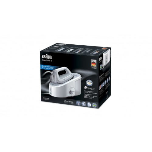Парогенератор Braun CareStyle 3 IS3041 WH Easy