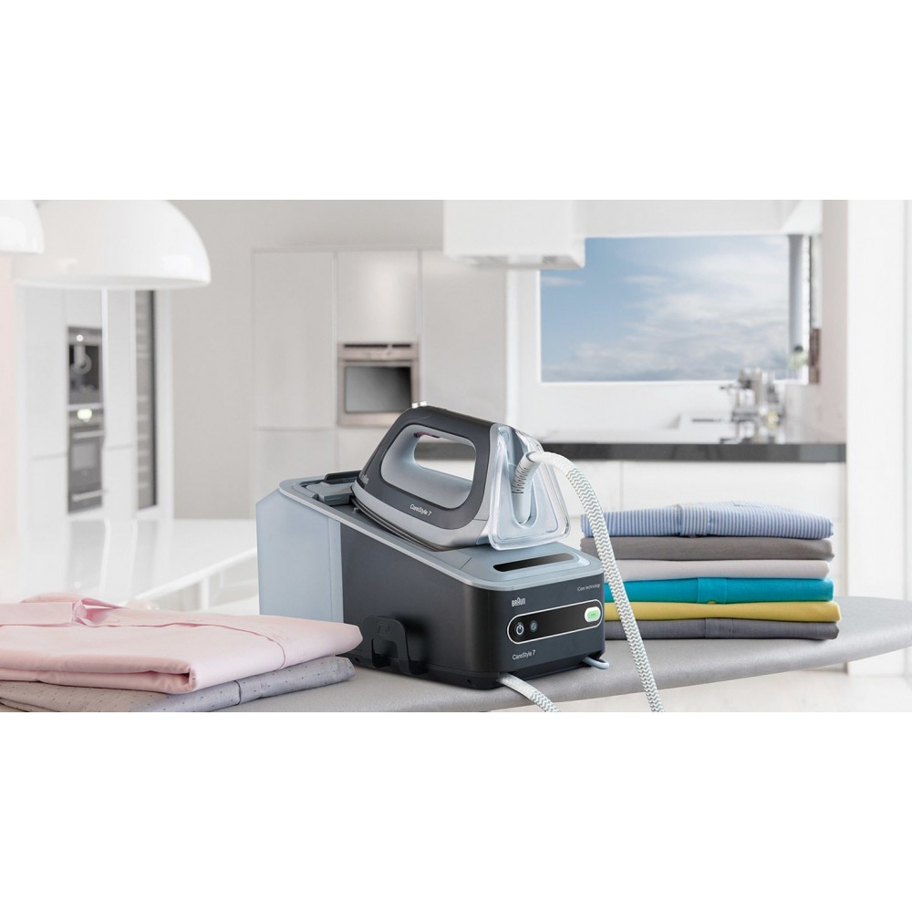 Парогенератор Braun CareStyle 7 IS7044 BK