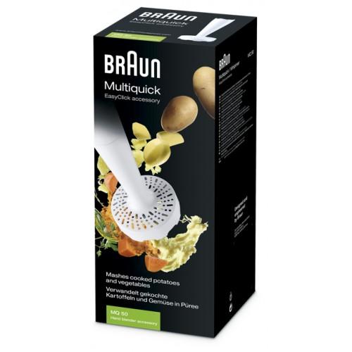Насадка для приготовления пюре Braun MQ50 Белый