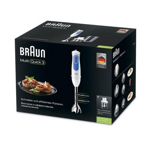 Погружной блендер Braun Multiquick 3 MQ3020 Pesto