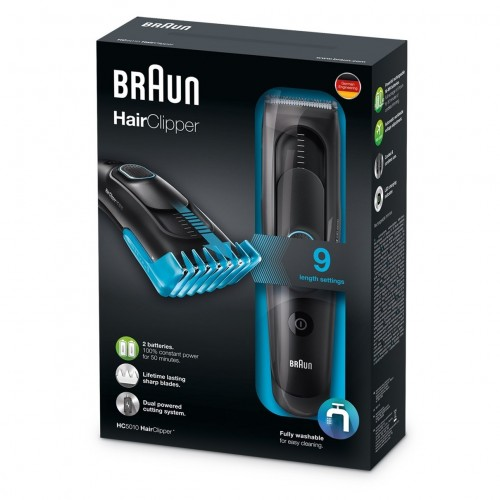 Машинка для стрижки волос Braun HC5010
