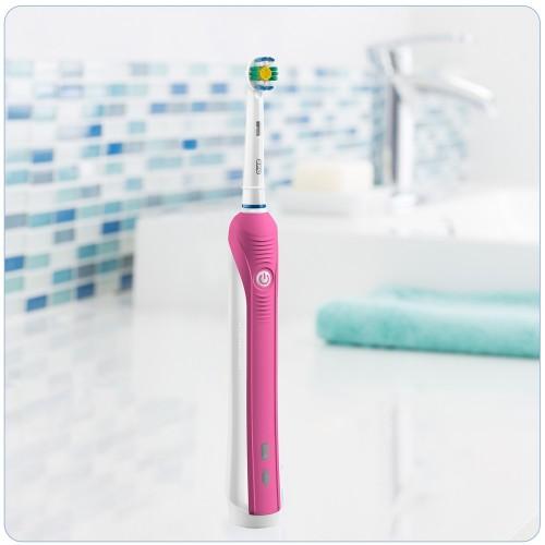 Электрическая зубная щетка Oral-B PRO 500 Pink D16.513U