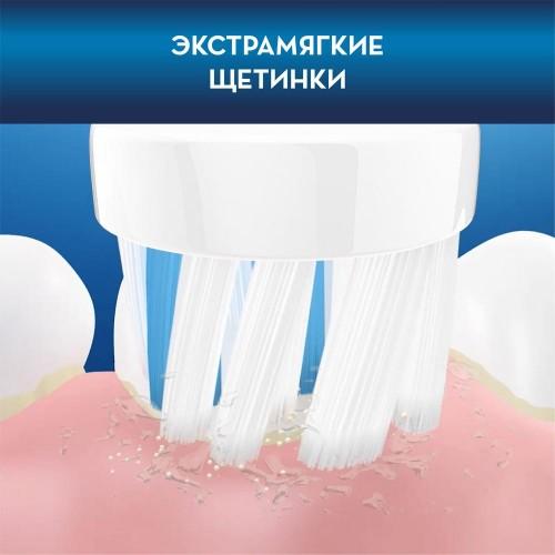 Насадка для зубных щеток Oral-B Stages Kids EB10 Тачки (2 шт)