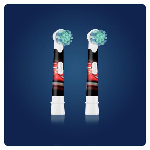 Насадка для зубных щеток ORAL-B Kids EB10S 2K Cars (2 шт)
