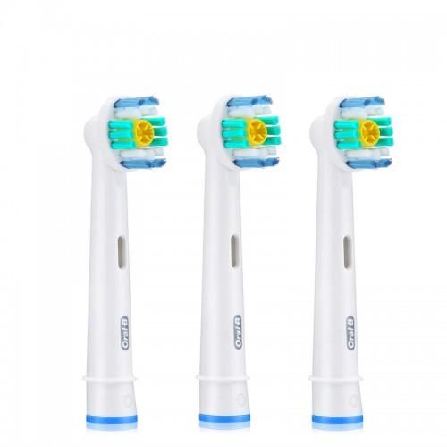 Насадка для зубных щеток Oral-B 3D White EB 18-3 (3 шт)