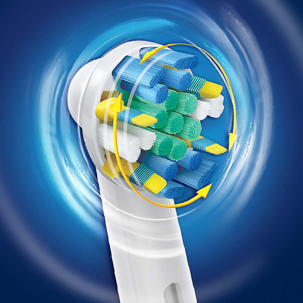 Насадка для зубных щеток Oral-B Floss Action (3 шт) EB 25-3