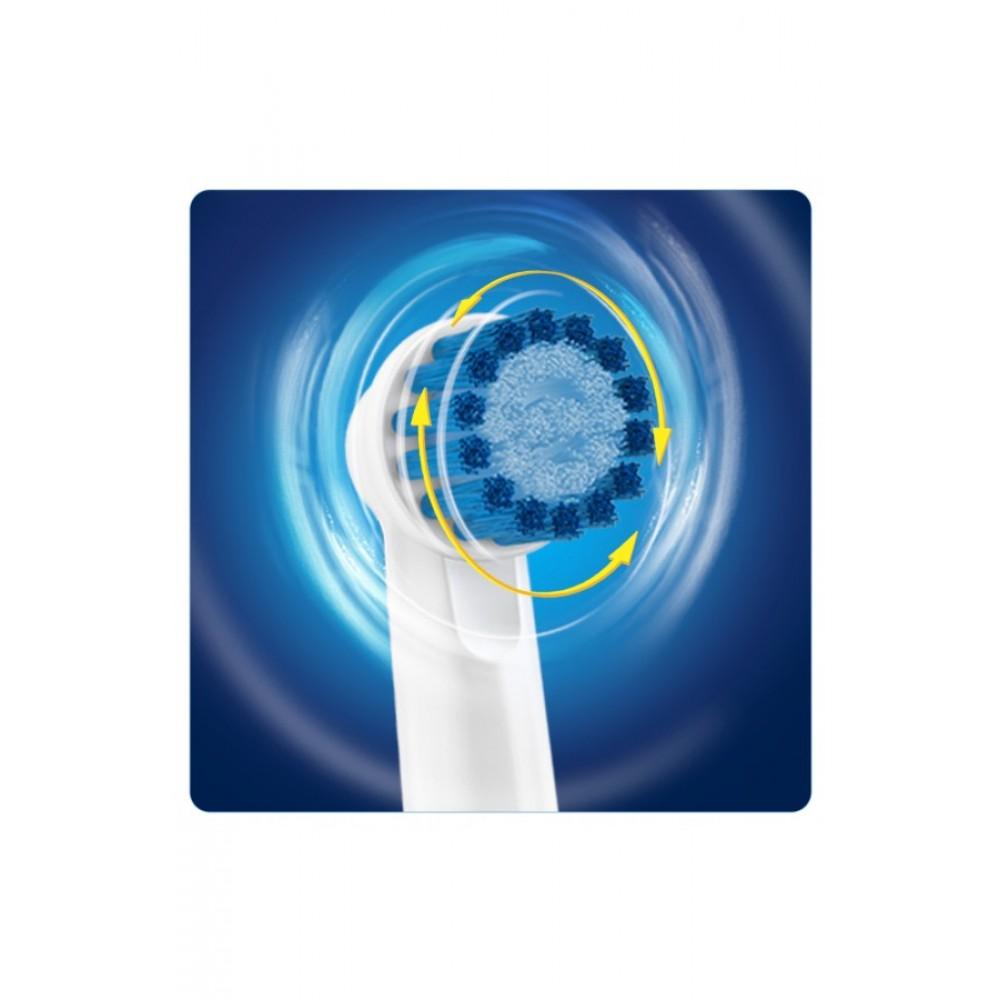 Насадка для зубных щеток Oral-B Sensitive EBS 17-4  (4 шт)