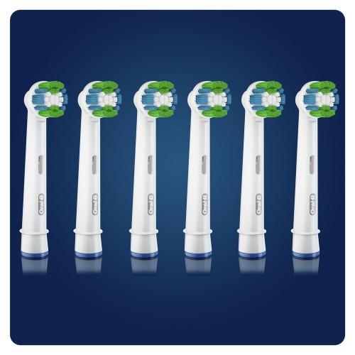 Насадка для зубных щеток Oral-B Precision Clean EB20RB (6 шт)