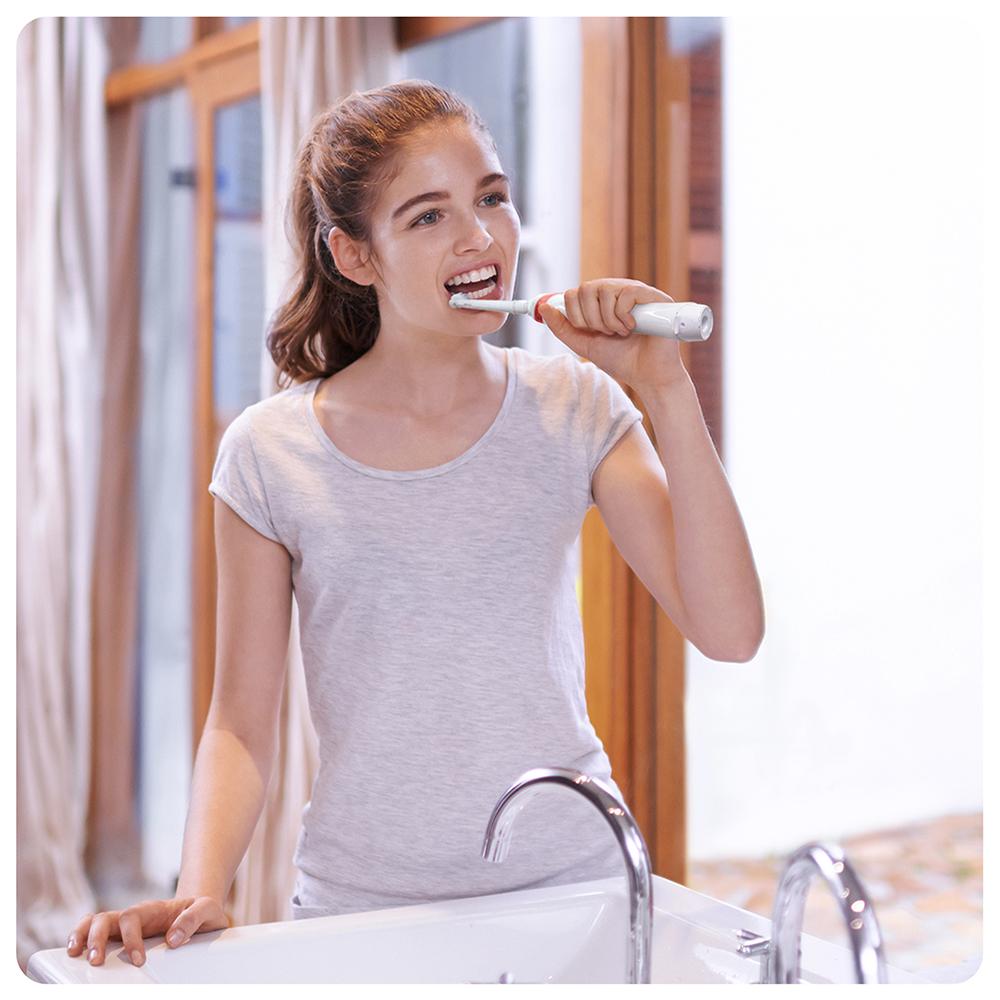 Электрическая зубная щетка Oral-B Smart 4 4000N Teens Sensi Ultrathin D601.523.3