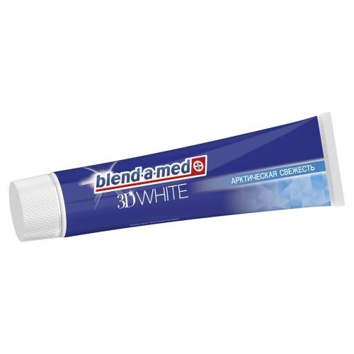 Зубная паста BLEND-A-MED 3D White Арктическая Свежесть 100мл