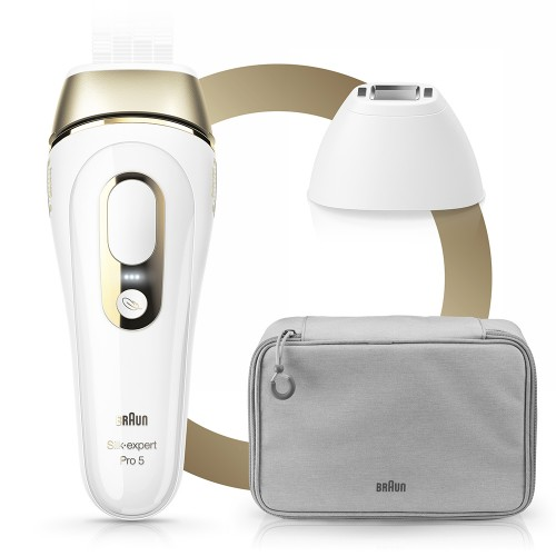 Фотоэпилятор Braun Silk-expert IPL Pro 5 PL5117