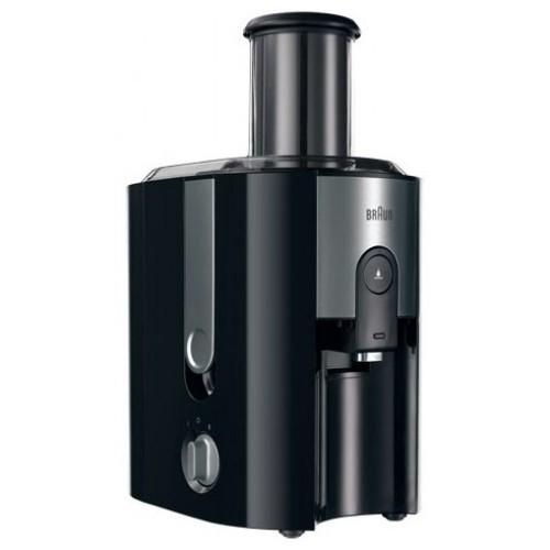 Соковыжималка Braun Multiquick 5 J500BK черная