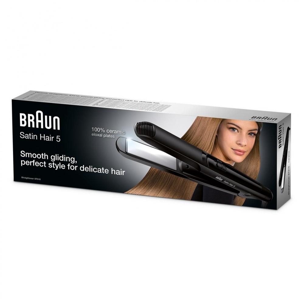 Стайлер для выпрямления волос Braun Satin Hair 5 ST510