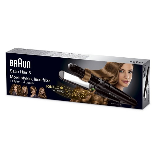 Стайлер для выпрямления волос Braun Satin Hair 5 IONTEC ST570