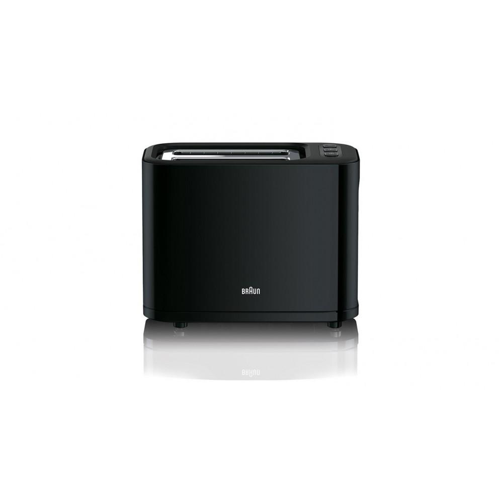 Тостер Braun PurEase HT3010BK черный