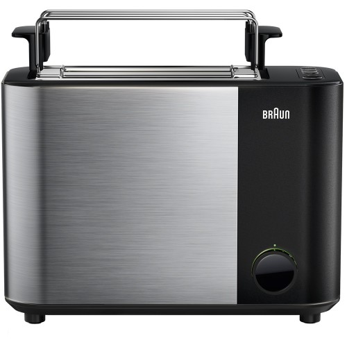 Тостер Braun ID Breakfast Collection HT5010 черный