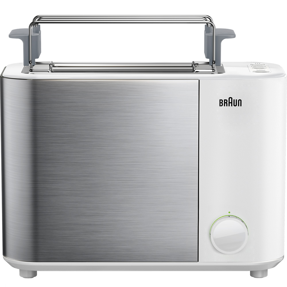 Тостер Braun ID Breakfast Collection HT5010 белый