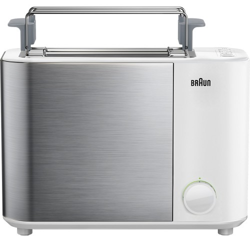 Тостер Braun ID Breakfast Collection HT5015 белый