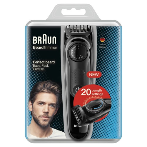 Триммер для бороды Braun BT3000