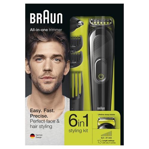 Триммер для стайлинга Braun MGK3021