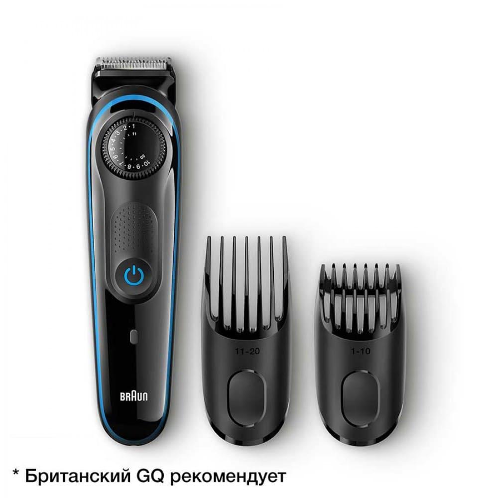 Триммер для бороды Braun BT3040 + Бритва Gillette