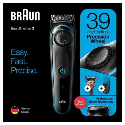 Триммер для бороды Braun BT3240