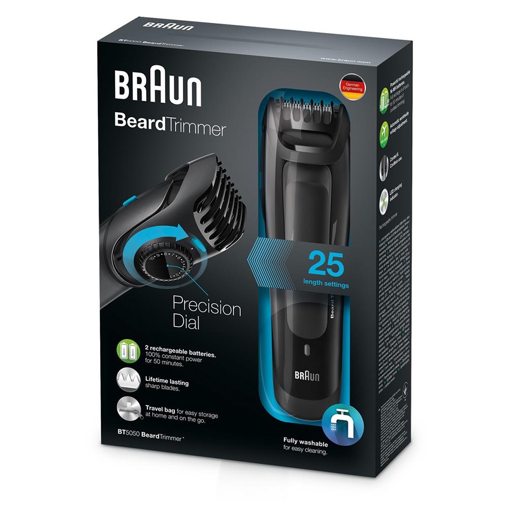 Триммер для бороды Braun BT5050