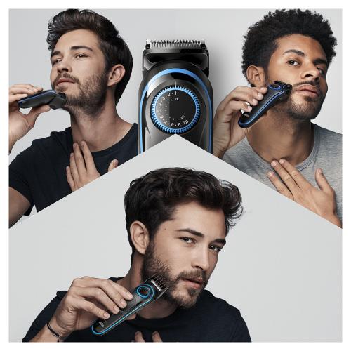 Триммер для бороды Braun BT5240 + Бритва Gillette