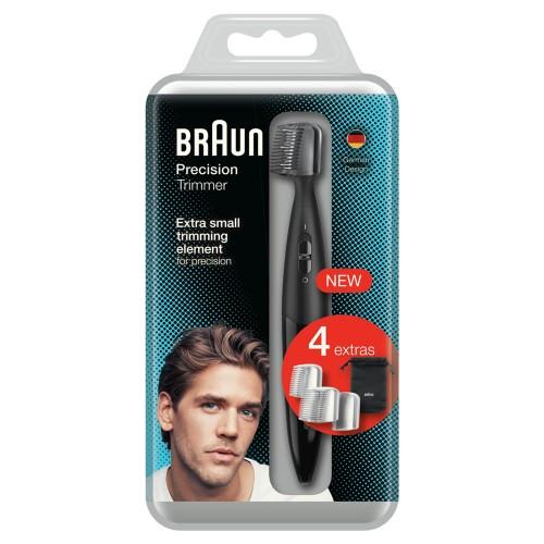Триммер для точного стайлинга Braun PT1000 Precision + чехол