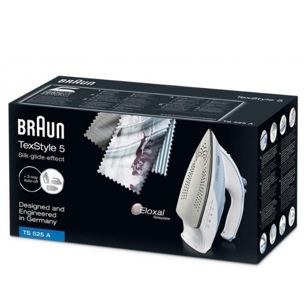 Паровой утюг Braun TexStyle 5 TS525 A