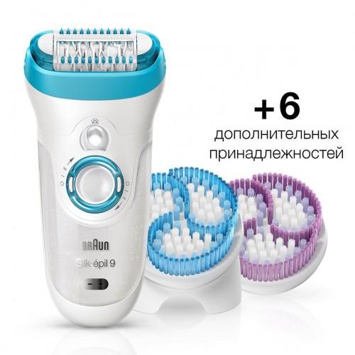 Эпилятор Braun Silk-epil 9 SkinSpa 9 - 961e