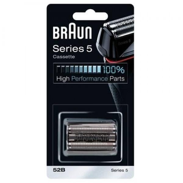 52B Сетка и режущий блок 52B для электробритв Braun Series 5