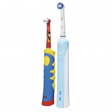 Набор зубных щеток Braun Oral-B Family Pack (Professional Care 500 + Kids D10.513K)