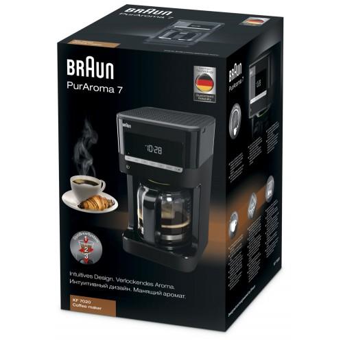 Капельная кофеварка Braun PurAroma 7 KF 7020