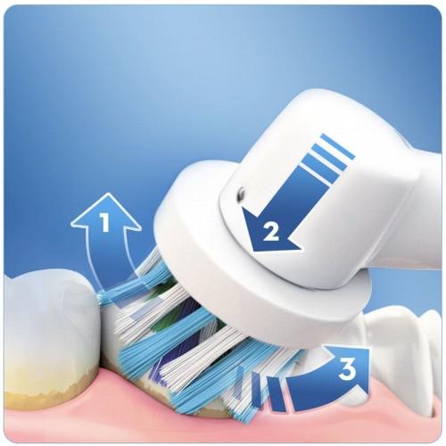 Электрическая зубная щетка Oral-B Smart 6 6000N D 700.534.5XP