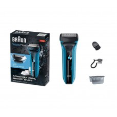 Электробритва Braun WaterFlex WF2s (синяя)