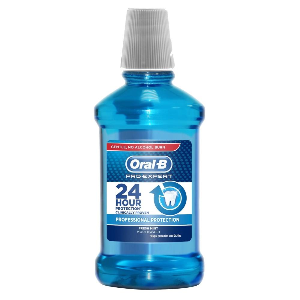 Ополаскиватель для полости рта Oral-B Professional Protection свежая мята 250мл