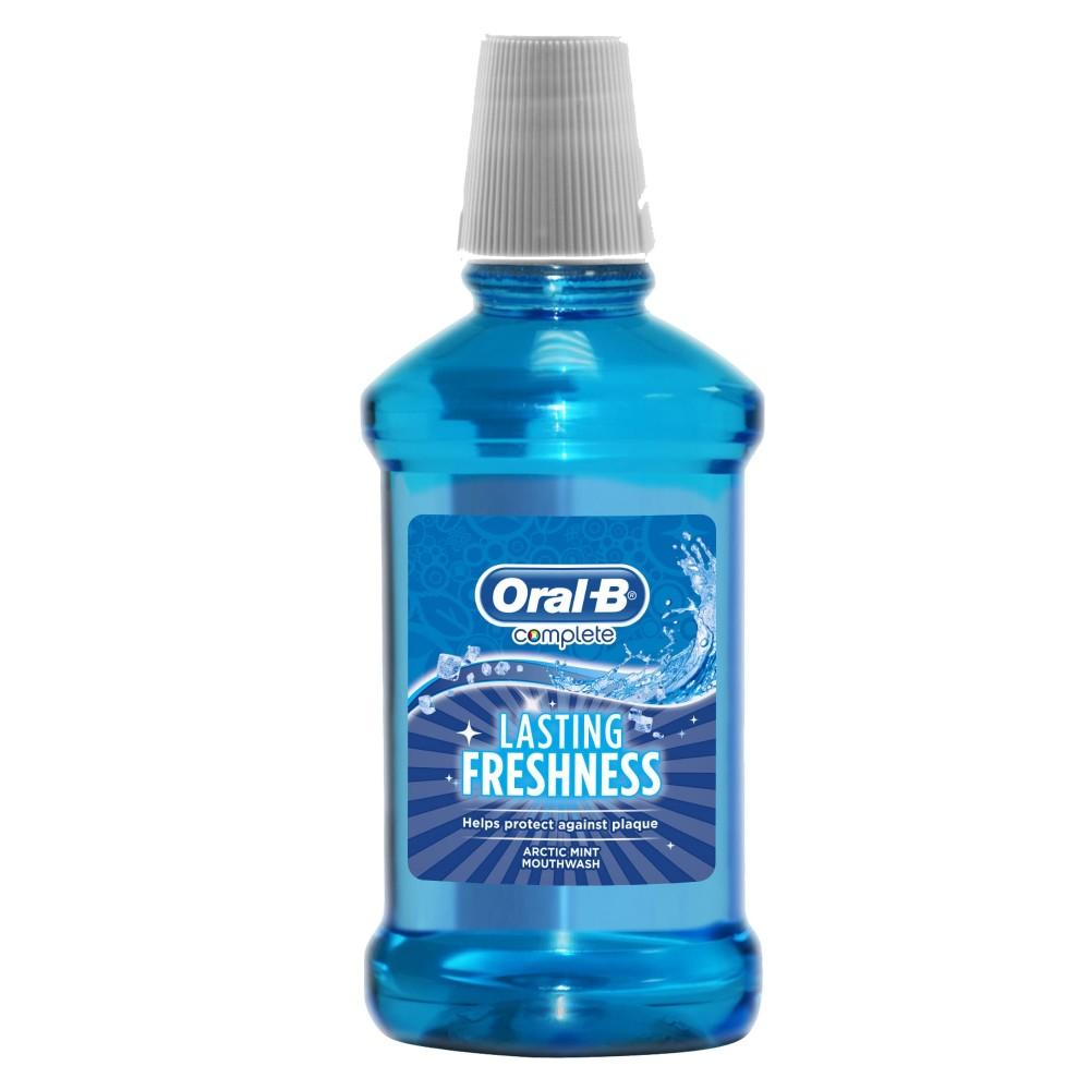 Ополаскиватель для полости рта Oral-B Комплекс Lasting Freshness Arctic Mint 250мл