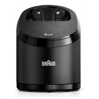 Станция очистки и подзарядки Clean&Charge для бритв Braun Series 9