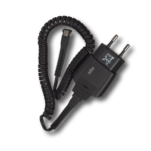 Блок питания со шнуром 12V для бритв Braun Series Syncro, SyncroPro, Activator, Series 5, 360° Complete