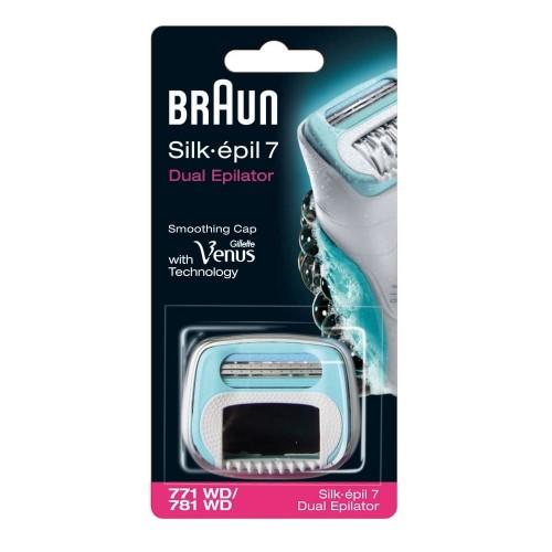 Насадка для начинающих для эпилятора Braun 771WD/781WD