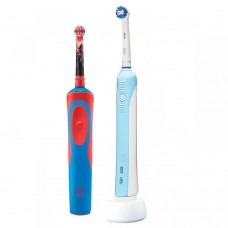 Набор зубных щеток Braun Oral-B Family Pack (Professional Care 500 + StarWars)
