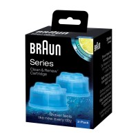 Картридж для бритв Braun с чистящей жидкостью CCR2