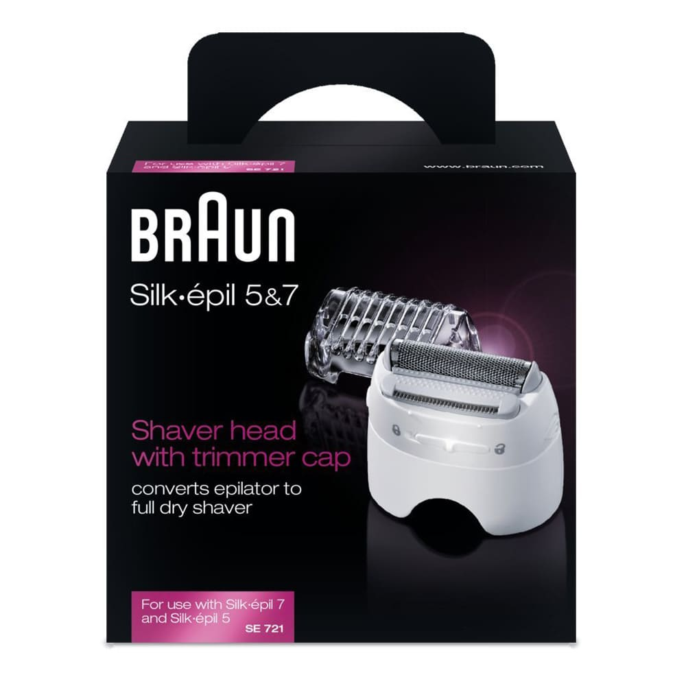 Сменная насадка для эпилятора Braun SE721 SE5/SE7