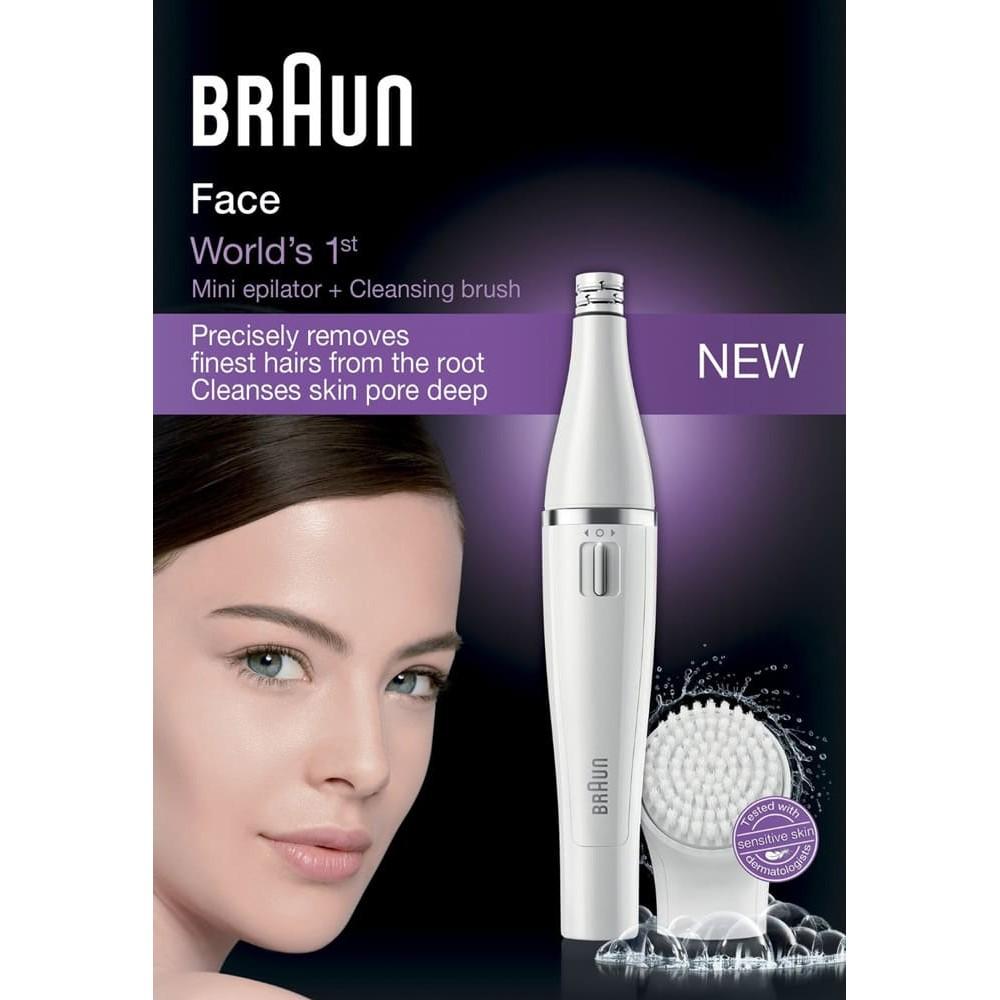 Эпилятор для лица Braun Face 810