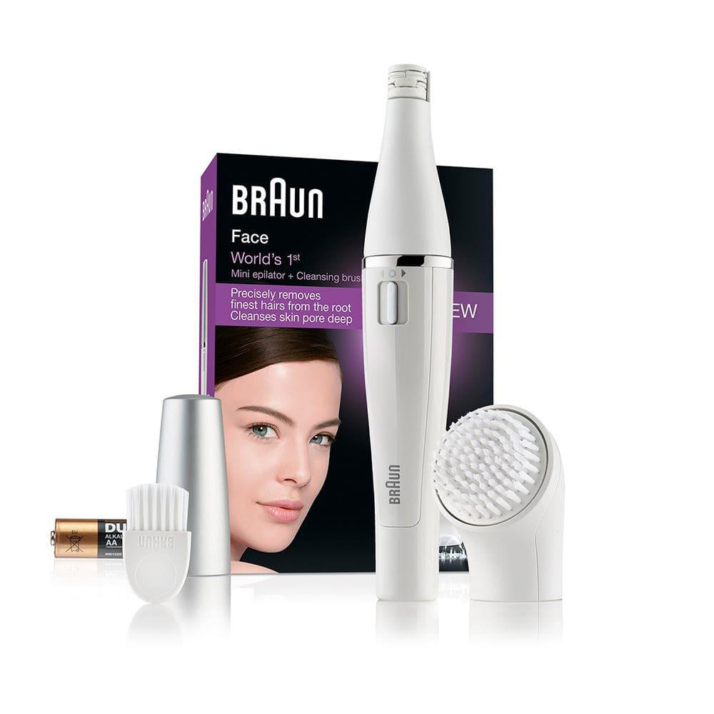Эпилятор для лица Braun Face 820