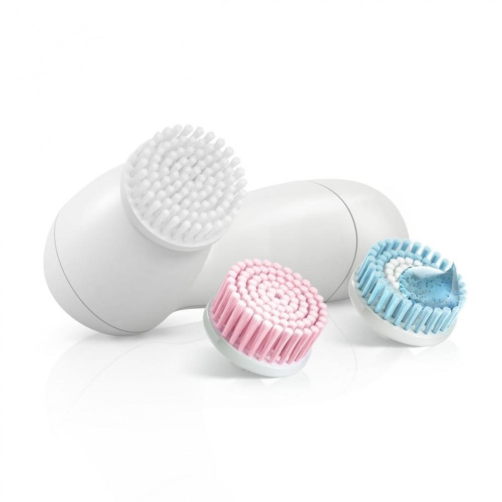 Эпилятор Braun Silk-epil 9 SkinSpa 9 - 969v + щеточки для лица и тела