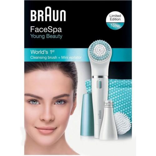 Эпилятор Braun Face SE 832e