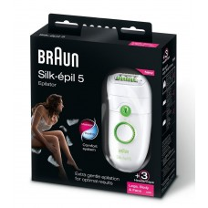 Эпилятор Braun Silk-epil 5 5580 Legs, body & face